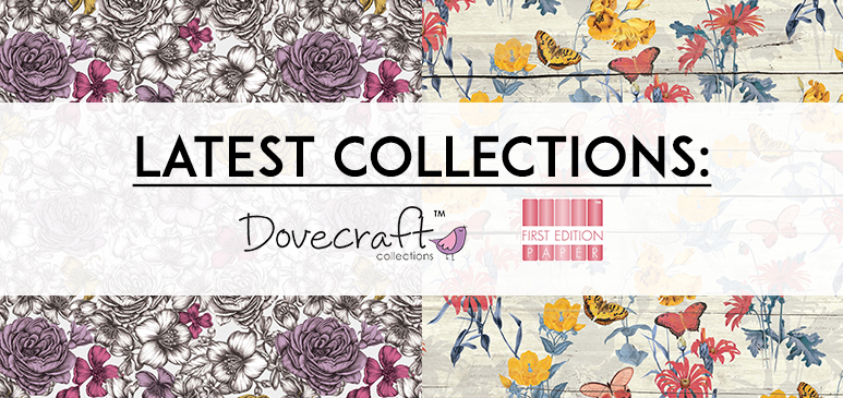 Dovecraft, First Editions latest collections