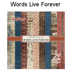 Words Live Forever