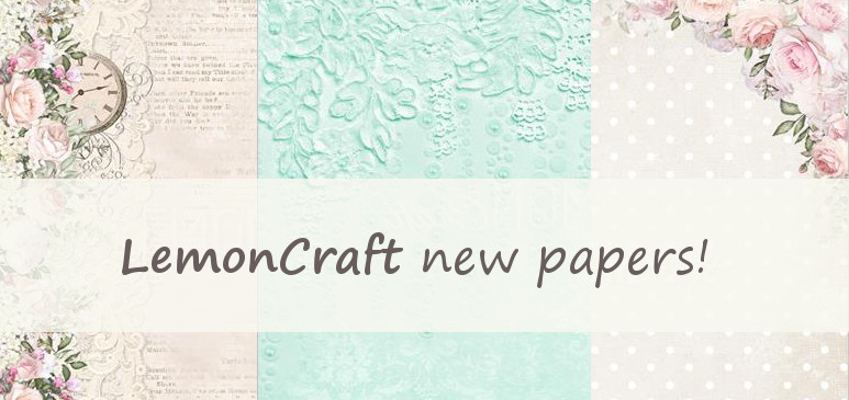 H&Y: NEW LemonCraft papers!