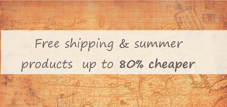 Free shipping & Summer Special Offer