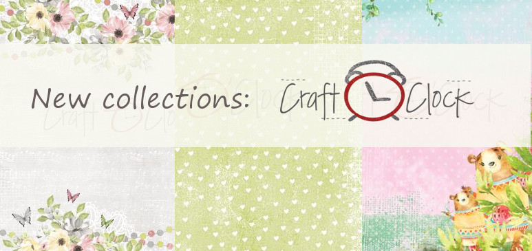 NEW CraftO'Clock collections