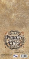 Buttefly Effect Add-ons - Ephemera (10 double-sided sheets 30,5x15cm; 5 stripes 30,5x5cm; 5 stripes 5x15 cm)