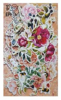 Ephemera In Bloom by Olga Heldwein, cut-out, 60 pcs, 220 gsm