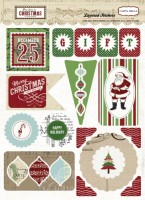 So This is Christmas Layered Stickers CB-ST20018 (clr 70)