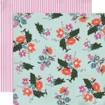 Wildflower Floral Sheet of paper CBWD22002 (clr 80)