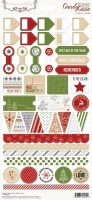 Candy Cane Lane: Decorative Stickers (clr 80)