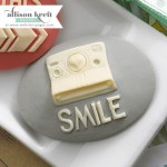 Smile Cameo Set – Grey (10 pieces per pack) (clr 80)