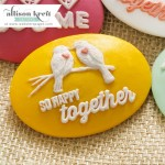 Happy Together Cameo Set – Yellow (10 pieces per pack) (clr 80)