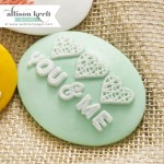 You & Me Cameo Set – Mint (10 pieces per pack) (clr 90)