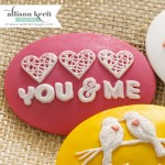 You & Me Cameo Set - Coral (10 pieces per pack) (clr 80)