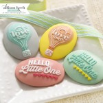 Hello Little One Cameo Set (4 pieces per pack) (clr 80)