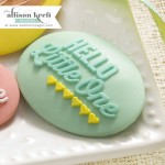 HelloLittle One Cameo Set - Teal (10 pieces per pack) (clr 90)