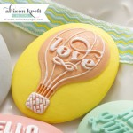 Balloon Cameo Set - Pink (10 pieces per pack) (clr 80)