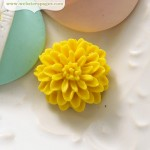 PomPoms Cameo Set – Yellow (10 pieces per pack) (clr 90)