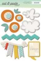 Sweet Bits & Pieces (Cut & Paste) (clr 80)