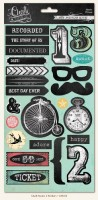 Chalk Studio Sticker Icons (22 pieces per pack) (clr 50)
