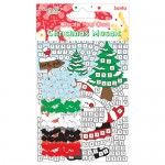 Dovecraft Junior Christmas Create Your Own Christmas Mosaic - Santa