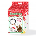 Dovecraft Junior Christmas Create Your Own Baubles