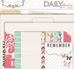 Daily Stories: File Folders & Tags DS1018 (clr 70)
