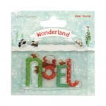 Helz Cuppleditch Wonderland Clear Stamp(clr 50)