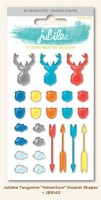 Adventure Enamel Shapes 25 pcs JB1042 (clr 80)