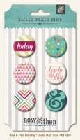Lovely Day Flair Pins (clr 80)