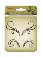 Curls Wind of Travel 3 (pearls swirl) (clr 50)
