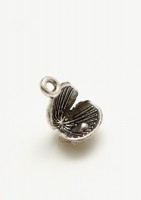 Charms set Pearl in a Shell 9*12mm, 10 pcs (clr 50)