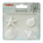 Set of polymer items Seaside 3 (clr 50)