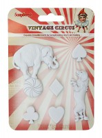 Set polymer items Vintage Circus Performance JH-13B5954 (clr 50)