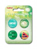 Set of embellishments № 2 It's a Wonderful life (clr 30)