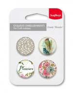Set of embellishments № 4 Pleasure (clr 50)