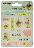 Epoxy Stickers Kids' Fun (ENG) (clr 50)