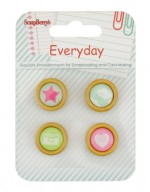 Set of decorative elements EveryDay 2 (clr 30)