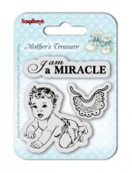 Set of Clear Stamps (7*7cm) Mother's Treasure – Miracle (clr 50)