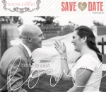 Save the Date: Photo Overlays (10 pieces per pack) (clr 80)