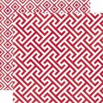 Lipstick Geometric Sheet of paper SEST13009 (clr 80)
