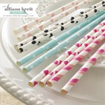 Bundle of Paper Straws – Love (clr 70)