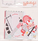 Something Wonderful Ephemera Pack (clr 70)
