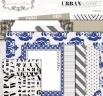 Urban Market File Folders (4 pieces per pack)