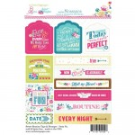 Tag & Prompt Sweet Routine 4X6 Stickers (clr 50)