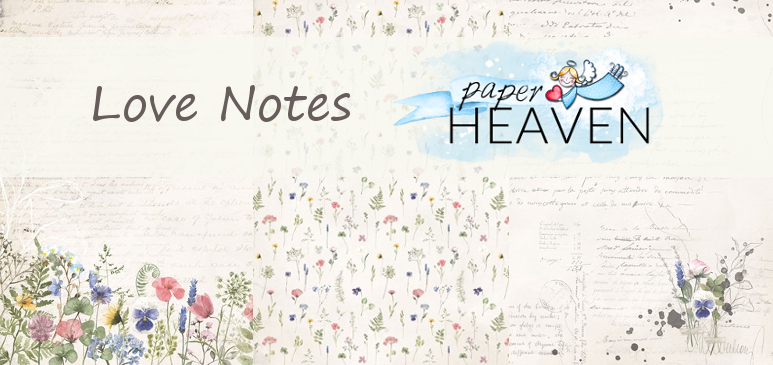 Love Notes from Paper Heaven